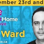 Jeff Ward at Social At Home